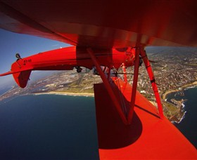 Southern Biplane Adventures - VIC Tourism