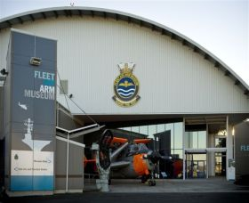 Fleet Air Arm Museum - VIC Tourism