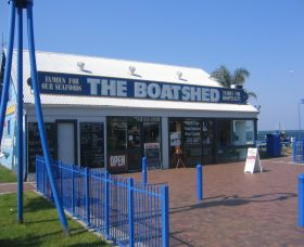 Innes Boatshed - VIC Tourism