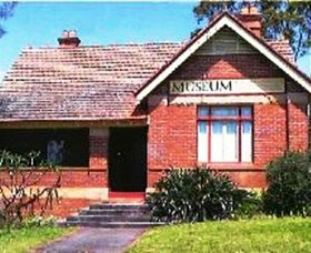 Nowra Museum and Shoalhaven Historical Society - VIC Tourism