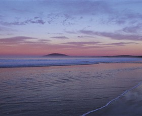Seven Mile Beach National Park - VIC Tourism