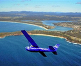 Merimbula Air Services - VIC Tourism