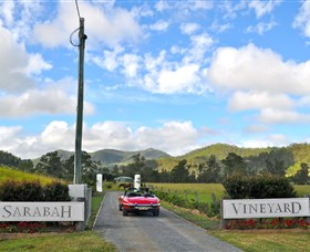 Sarabah Estate Vineyard - VIC Tourism