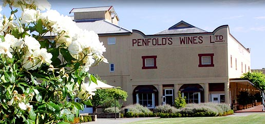 Penfolds Barossa - VIC Tourism