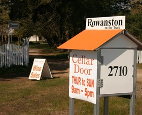 Rowanston on the Track Winery  Bed and Breakfast - VIC Tourism