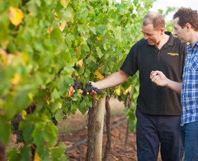 Fratin Brothers Vineyard - VIC Tourism