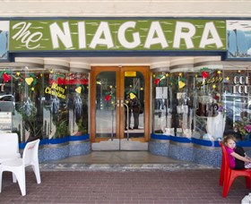 Niagra Cafe - VIC Tourism