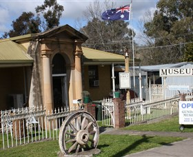 Gundagai Historic Museum - VIC Tourism