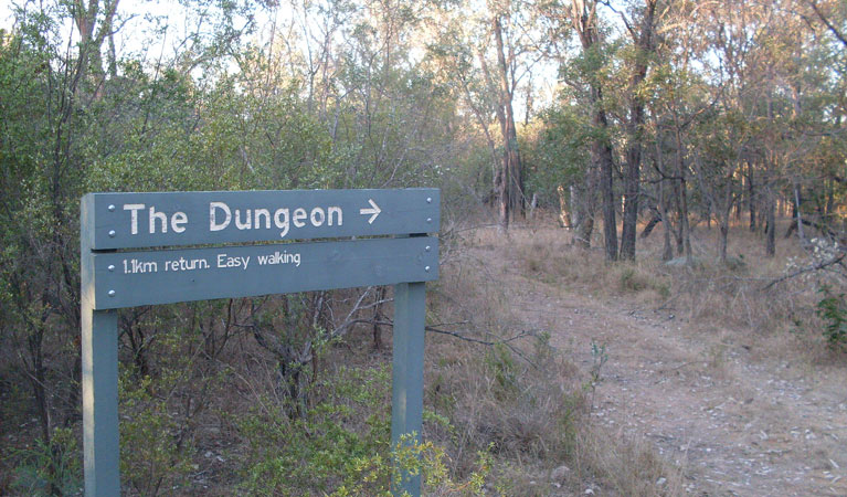 Dungeon lookout - VIC Tourism