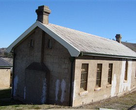 The Old Gundagai Gaol - VIC Tourism