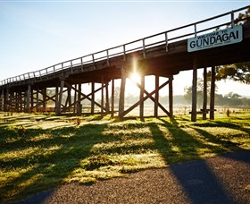 Historic Bridges of Gundagai - VIC Tourism