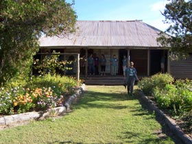 Boondooma Homestead - VIC Tourism
