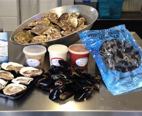 Advance Mussel Supply