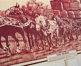 Historical Mural Series - VIC Tourism
