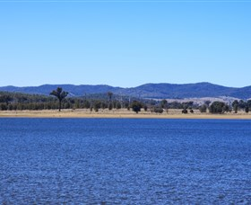 Coolmunda Dam - VIC Tourism
