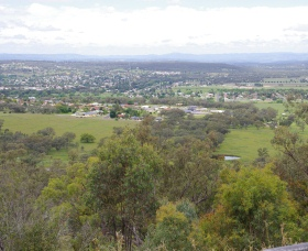 McIlveen Park Lookout - VIC Tourism