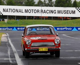 National Motor Racing Museum - VIC Tourism