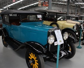 National Transport Museum - VIC Tourism