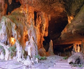 Abercrombie Caves - VIC Tourism