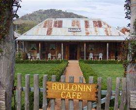 Rollonin Cafe - VIC Tourism