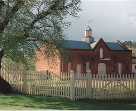 Cooma Cottage - VIC Tourism