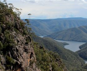 Landers Falls Lookout - VIC Tourism