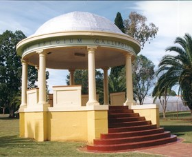 Kingaroy Soldiers Memorial Rotunda - VIC Tourism
