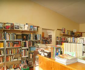 Corryong Browsers Bookshop - VIC Tourism