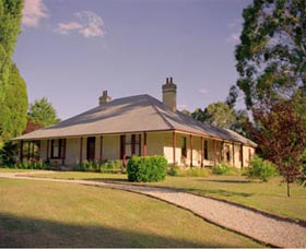 Eskbank House and Museum - VIC Tourism
