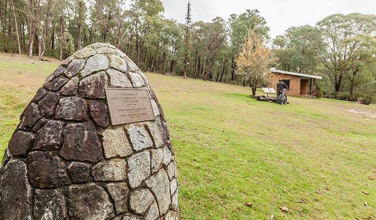 Major Clews Hut walking track - VIC Tourism