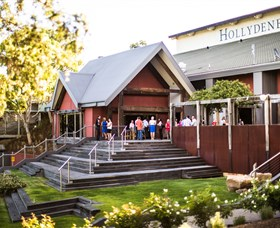 Hollydene Estate Wines and Vines Restaurant - VIC Tourism