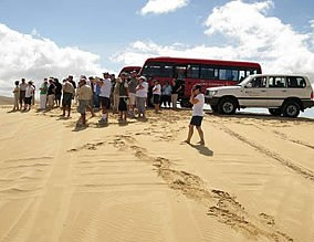 Port Stephens 4WD Tours - VIC Tourism