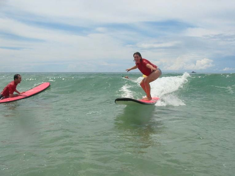 Byron Bay Style Surfing - VIC Tourism