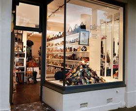 Pelle Recycled Designer Footwear - VIC Tourism