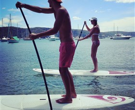 Avalon Stand Up Paddle - VIC Tourism