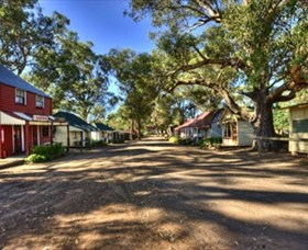 The Australiana Pioneer Village Ltd - VIC Tourism