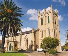St Stephens Anglican Church - VIC Tourism