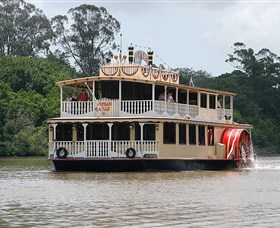 Nepean Belle Paddlewheeler - VIC Tourism