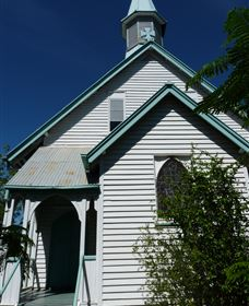 Saint Peter's Anglican Church - VIC Tourism