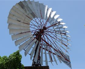 Barcaldine Windmill - VIC Tourism