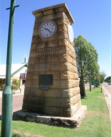 Major Mitchell Memorial - VIC Tourism