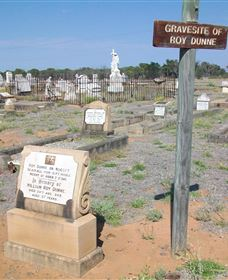 Blackall Cemetery - VIC Tourism