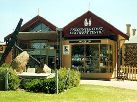 Encounter Coast Discovery Centre and The Old Customs and Station Masters House