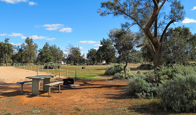 Vigars Well picnic area - VIC Tourism
