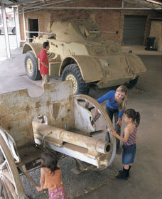 Goldfields War Museum