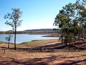 Theresa Creek Dam - VIC Tourism