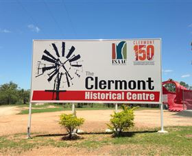 Clermont Historical Centre - VIC Tourism