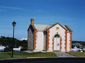Royal Circus and Customs House in Robe - VIC Tourism