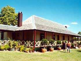 Capella Pioneer Village - VIC Tourism