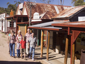 Historic Village Herberton - VIC Tourism